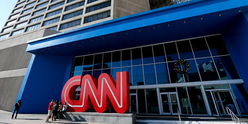 CNN has agreed to pay $76 million in back pay as part of a record settlement with the National Labor Relations Board.