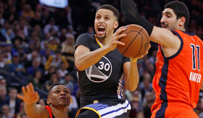 NBA Western Conference finals preview: Golden State vs. Oklahoma City
