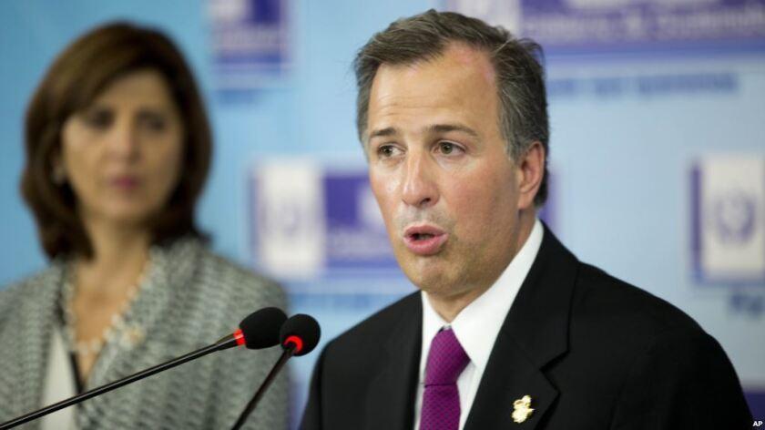 José Antonio Meade, candidato de la coalición 'Todos por México', indicó que las encuestas no lo favorecen.