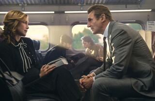 'The Commuter' review by Kenneth Turan
