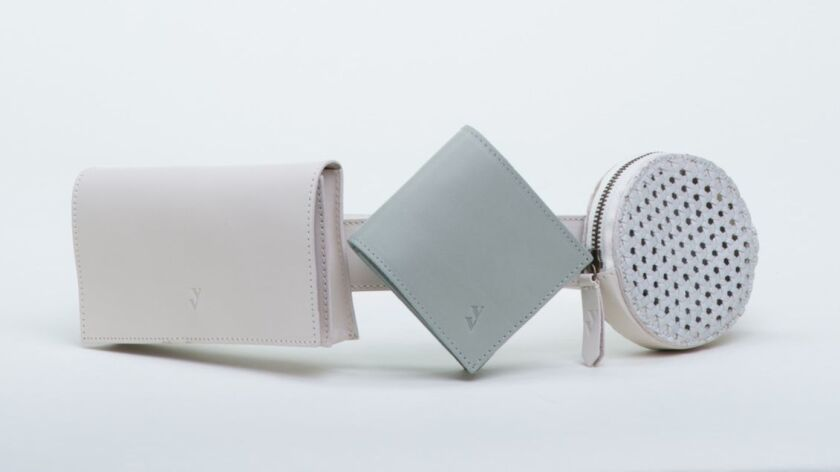 LA-based brand VereVerto's Deco belt bag is a collaboration between the brand and stylist Sissy Sain