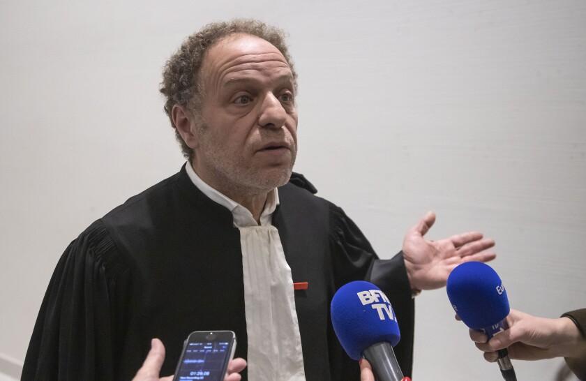Lawyer Mehana Mouhou