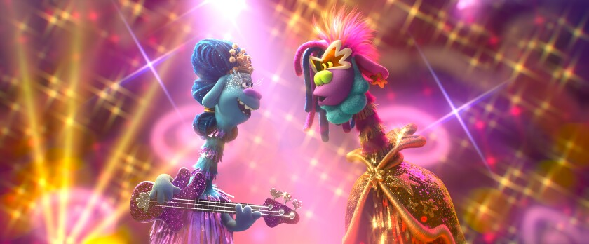 """""""Trolls World Tour"""" from NBCUniversal's DreamWorks Animation."""