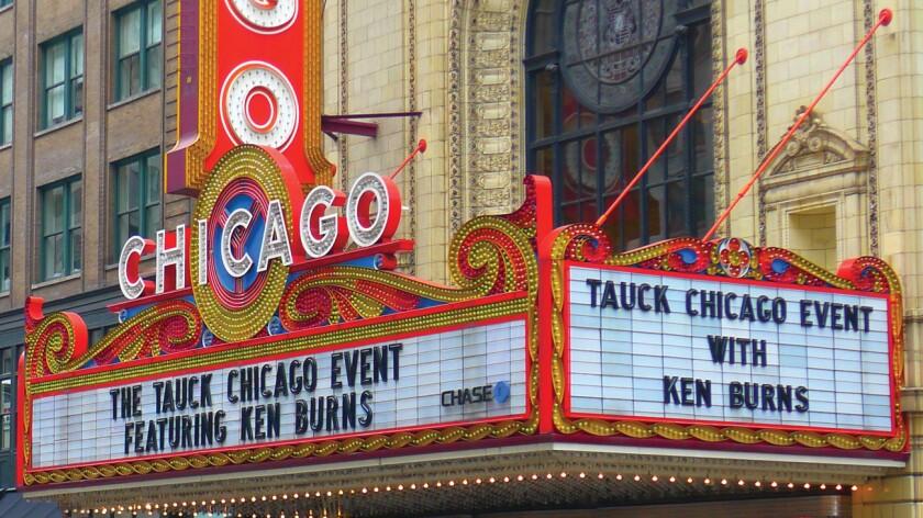Let Ken Burns explain Chicago's history on this tour - Los