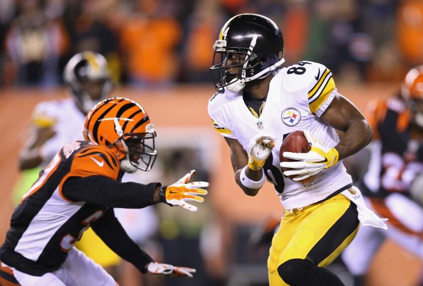 Wild Card Round - Pittsburgh Steelers vs. Cincinnati Bengals