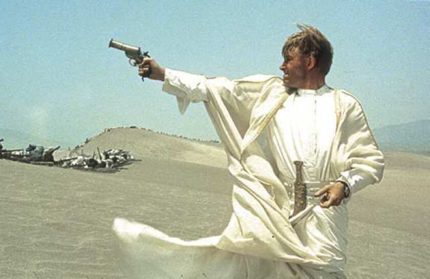 DVD Review: 'Lawrence of Arabia' looks great on Blu-ray