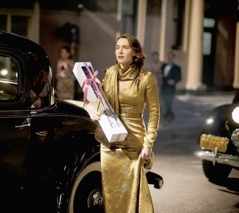 """Kate Winslet plays the title character in the new HBO miniseries """"Mildred Pierce."""""""