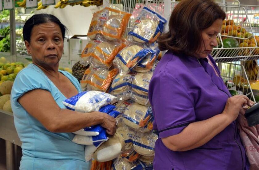 Unicef ha llevado a Venezuela casi 130 toneladas de ayuda desde agosto, dentro de un programa de cooperación con el Gobierno para aliviar el impacto de la crisis económica. EFE/ARCHIVO
