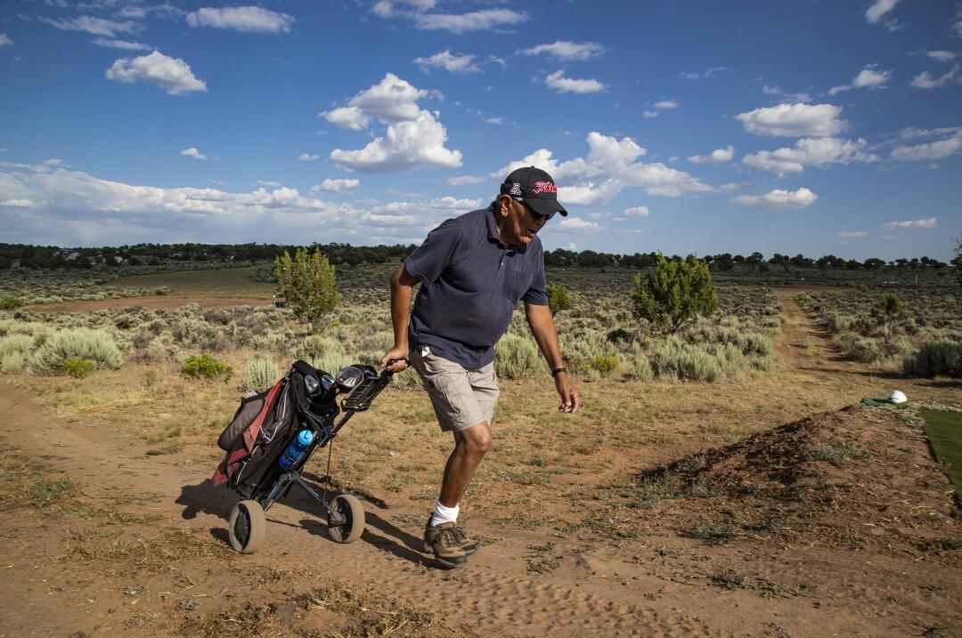 Rez golf