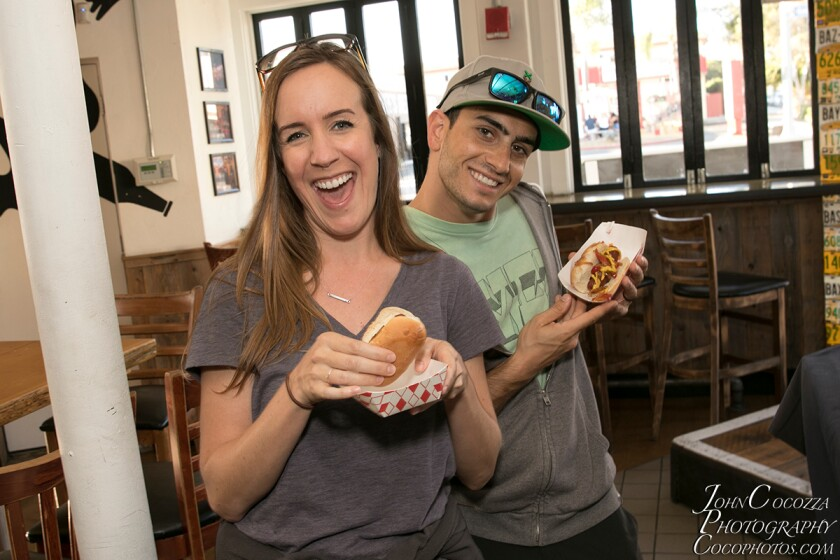 The annual PB Restaurant Walk sponsored by DiscoverPB is set for Sept. 8.