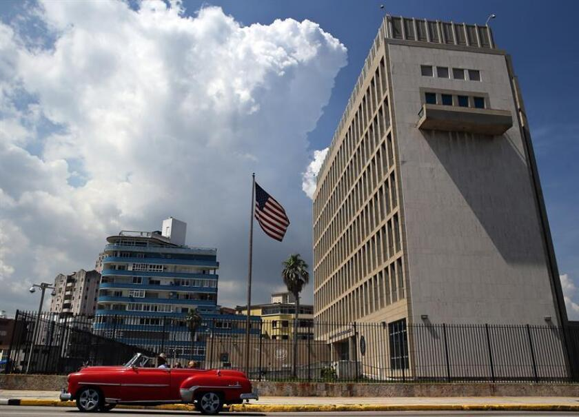 EEUU envía a un nuevo encargado de negocios a su embajada en La Habana