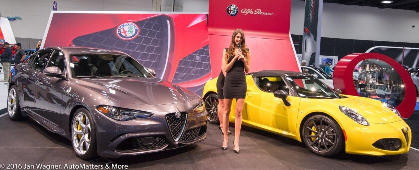 Alfa Romeo Giulia Quadrifoglio & 4C Spider