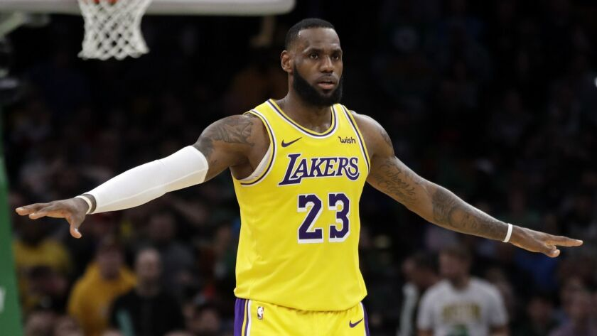 Ever since LeBron James came to the Lakers, people can't stop talking about who might come join him.