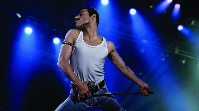********2018 FALL SNEAKS***DO NOT USE PRIOR TO SUNDAY SEPT. 2, 2018******Rami Malek as rock icon Fre
