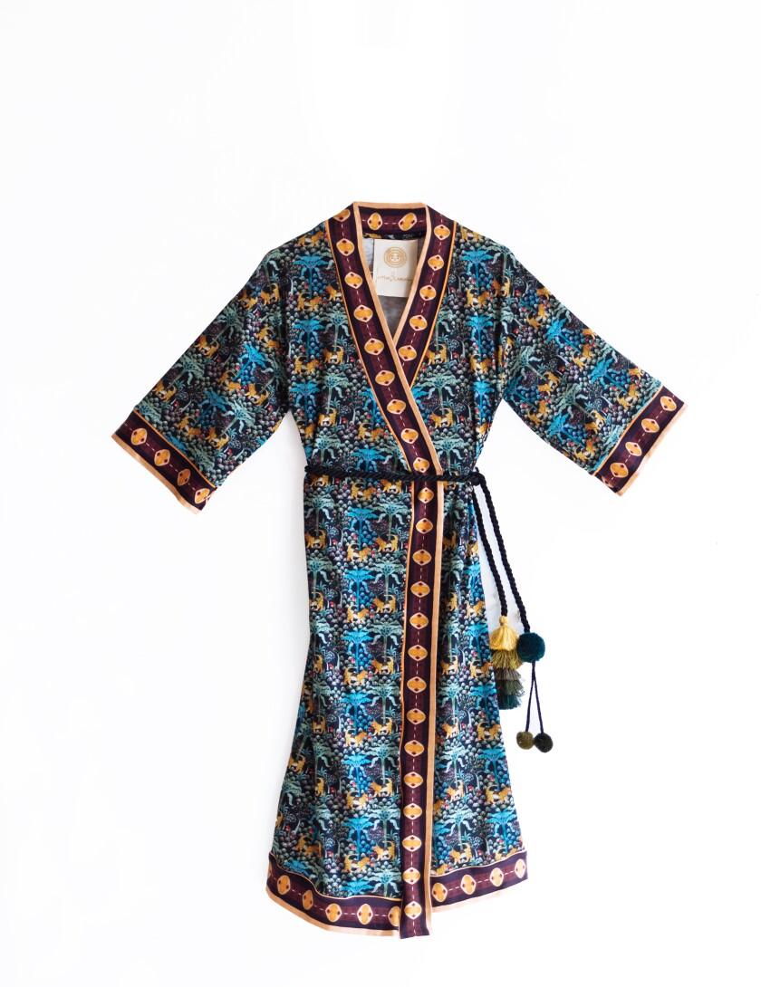 Organic robe