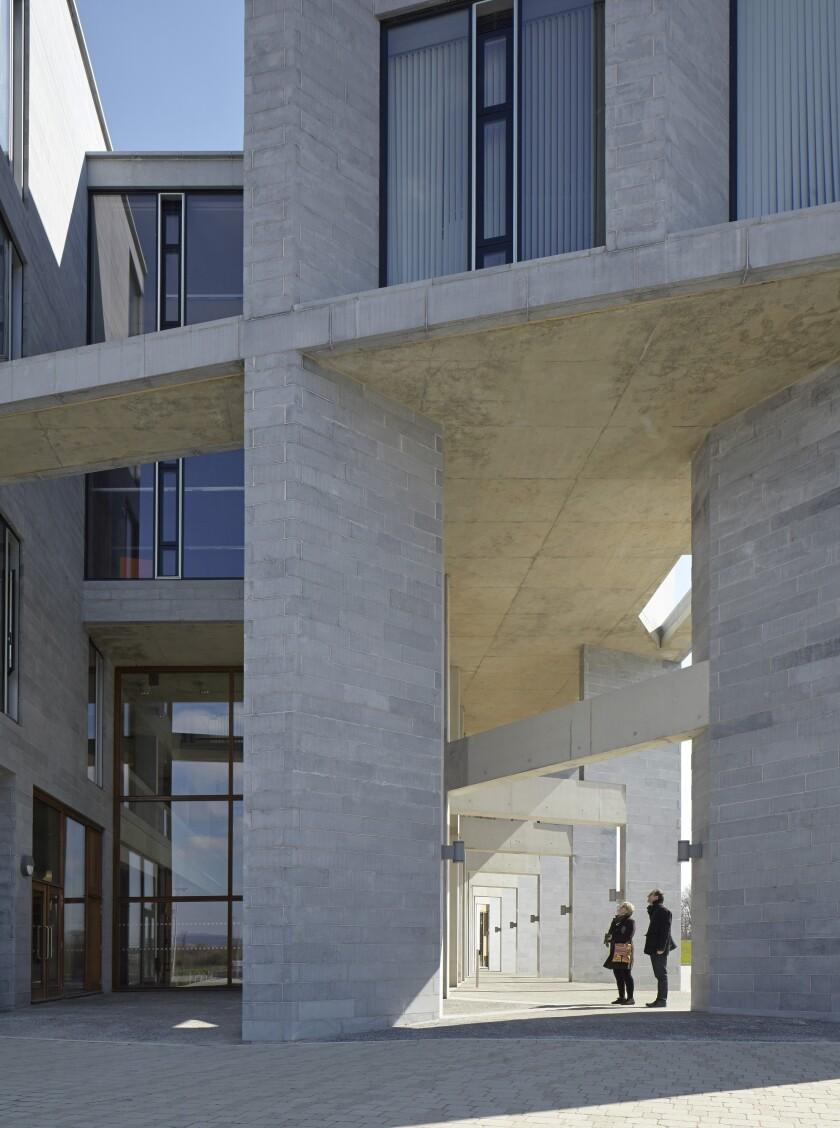 University of Limerick Medical School by Grafton Architects