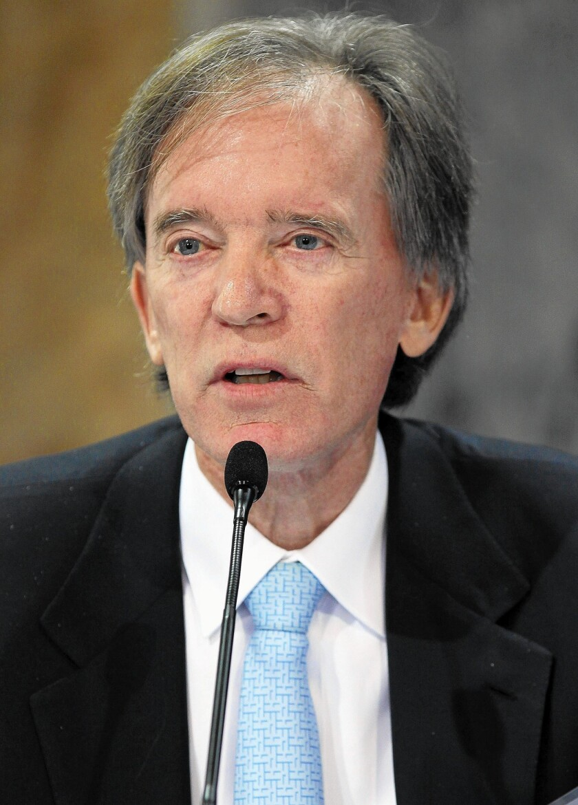 Bill Gross left Pimco after clashing with other top brass at the firm.