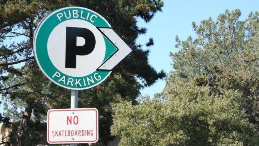 The city of Del Mar will create 149 new metered parking spaces in the North Beach area.