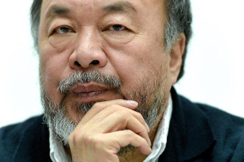 Ai Weiwei anuncia su marcha de Berlín, donde reside exiliado desde 2015