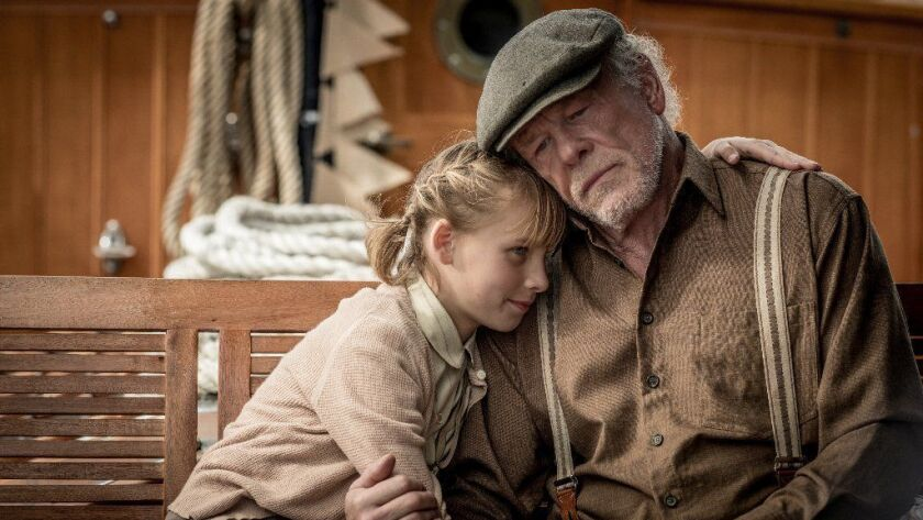 """Nick Nolte and his real-life daughter Sophia Lane Nolte portray an Alzheimer's-stricken man and his granddaughter in """"A Head Full of Honey."""""""
