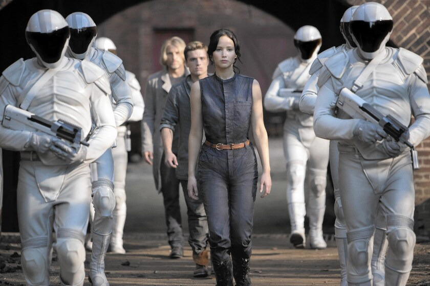 """Lionsgate, behind the """"Hunger Games"""" franchise, is the last major film and television studio that does not pay its interns."""