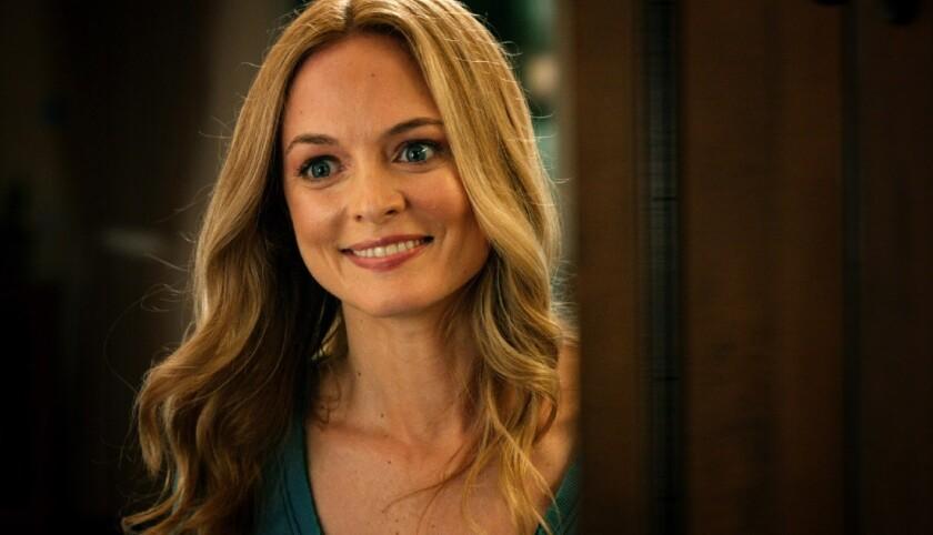 Actress Heather Graham