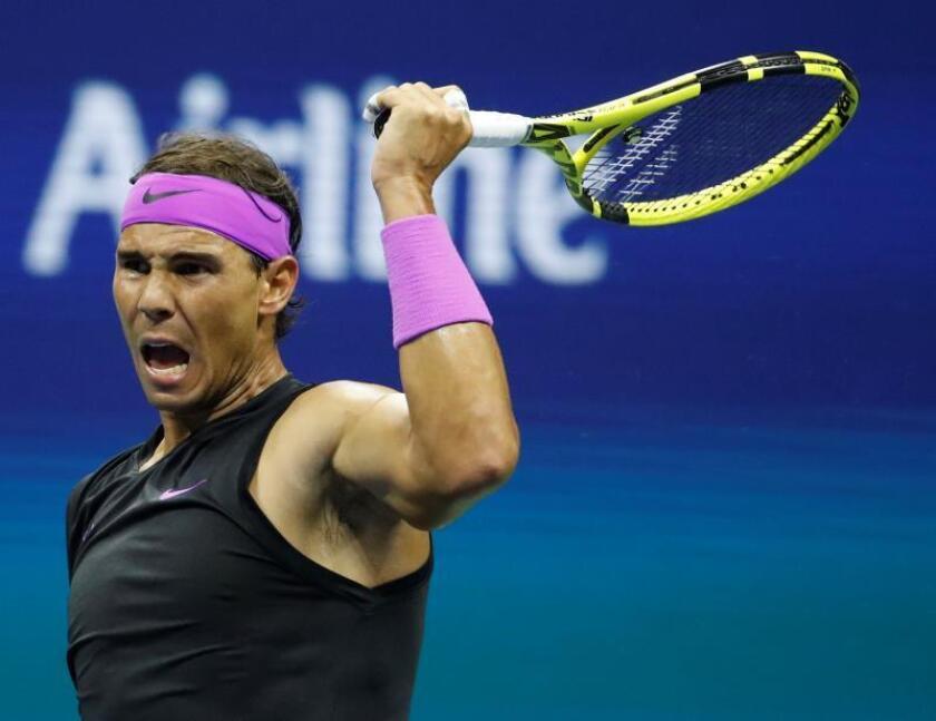 Nadal pasa a las semifinales del Abierto de EE.UU., pese a la firme oposición de Schwartzman