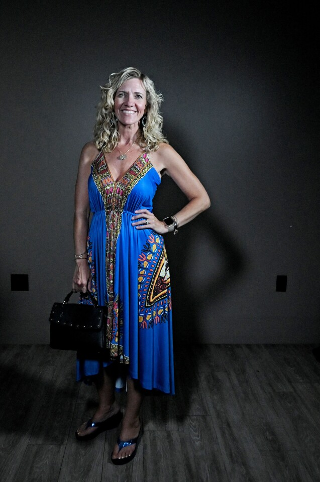 8ce93be48b Glimpsed: Fashion-forward locals - Los Angeles Times