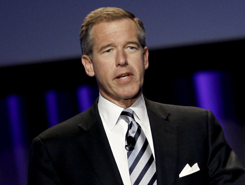 "Brian Williams angered many military veterans who challenged a story he had told many times, about being in a helicopter forced down by enemy fire in Iraq in 2003. The anchor delivered an apology this month on the ""NBC Nightly News,"" admitting he ""made a mistake in recalling the events of 12 years ago."""