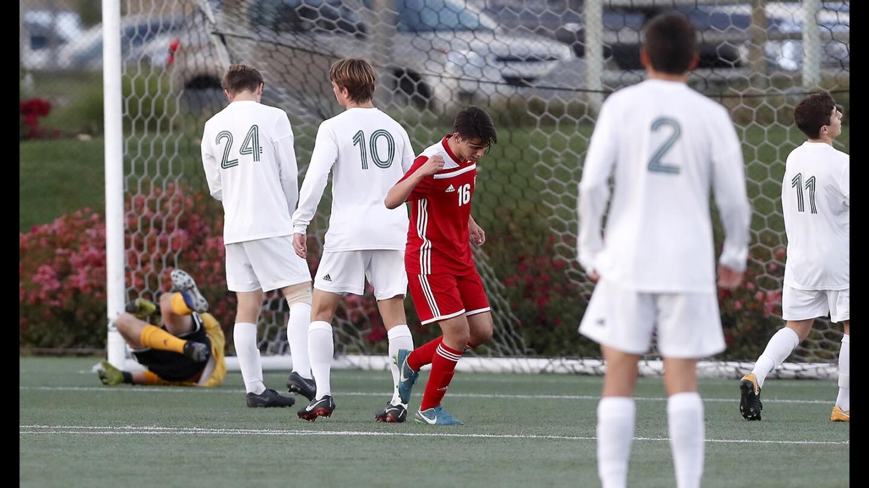 Photo Gallery: Edison vs. Santa Ana in boys' soccer