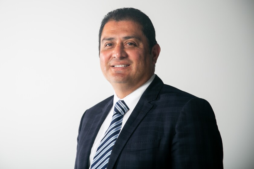 Ben Hueso, a candidate for the San Diego County Board of Supervisors.