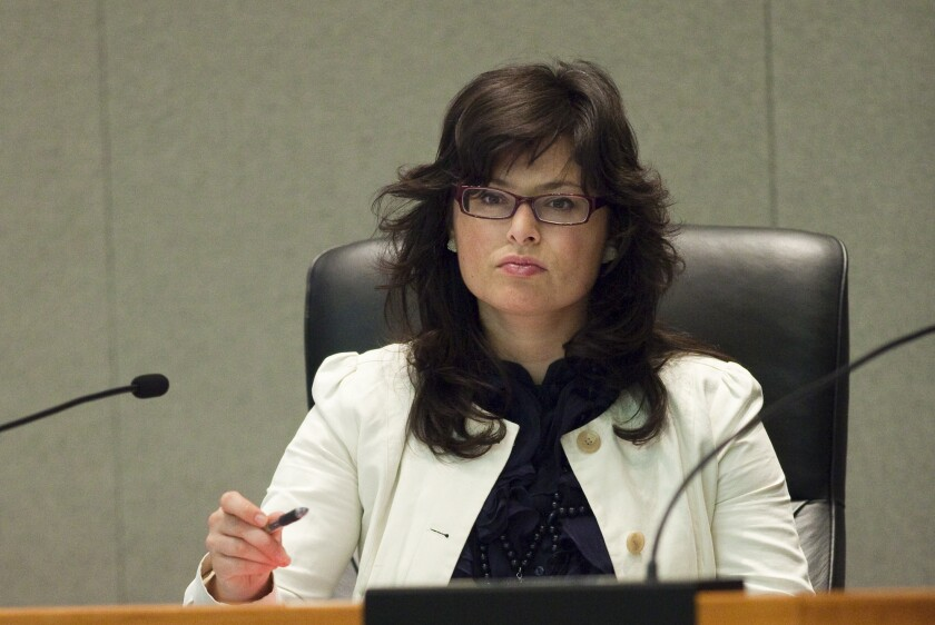 State ethics panel again proposes fining CalPERS board vice president