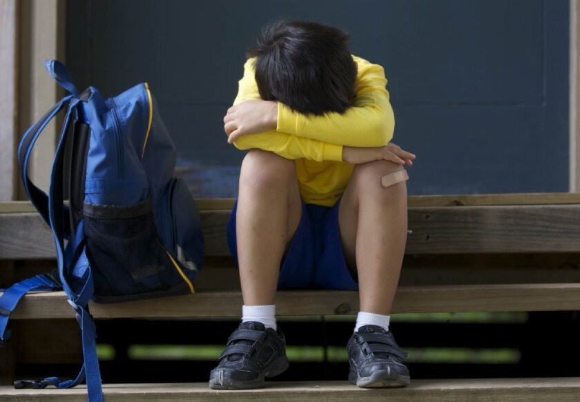 Compared to children who are abused by adults, kids who are bullied by their peers have a greater risk of mental health problems as adults, researchers say.