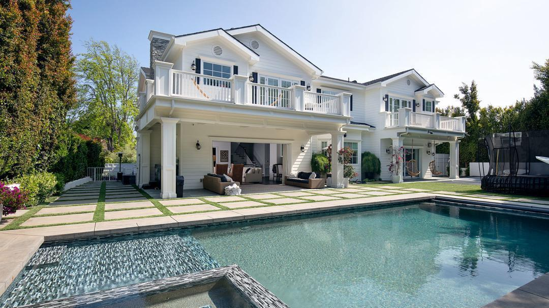 Blake Griffin's home in Pacific Palisades | Hot Property