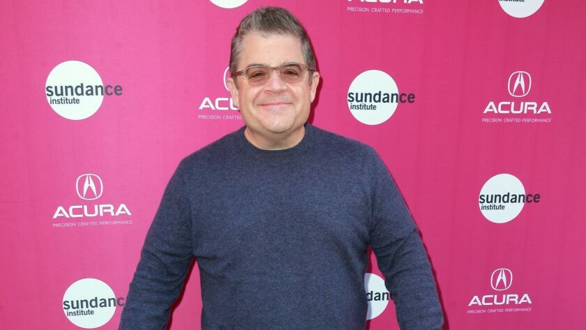 Comedian Patton Oswalt turned a Twitter attack into an act of kindness.