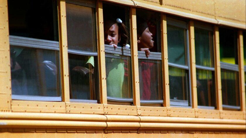 SCHOOL SYSTEM EDUCATION BLACK WHITE STUDENTS PUPILS SEGREGATION DESEGREGATION