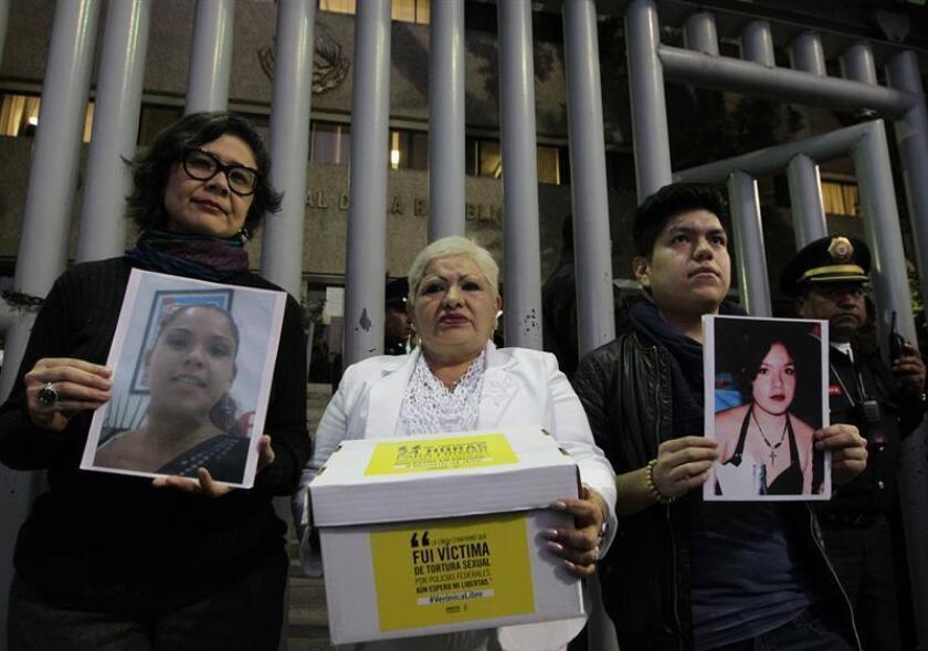 Amnistía Internacional pide a México liberar a presa que fue torturada