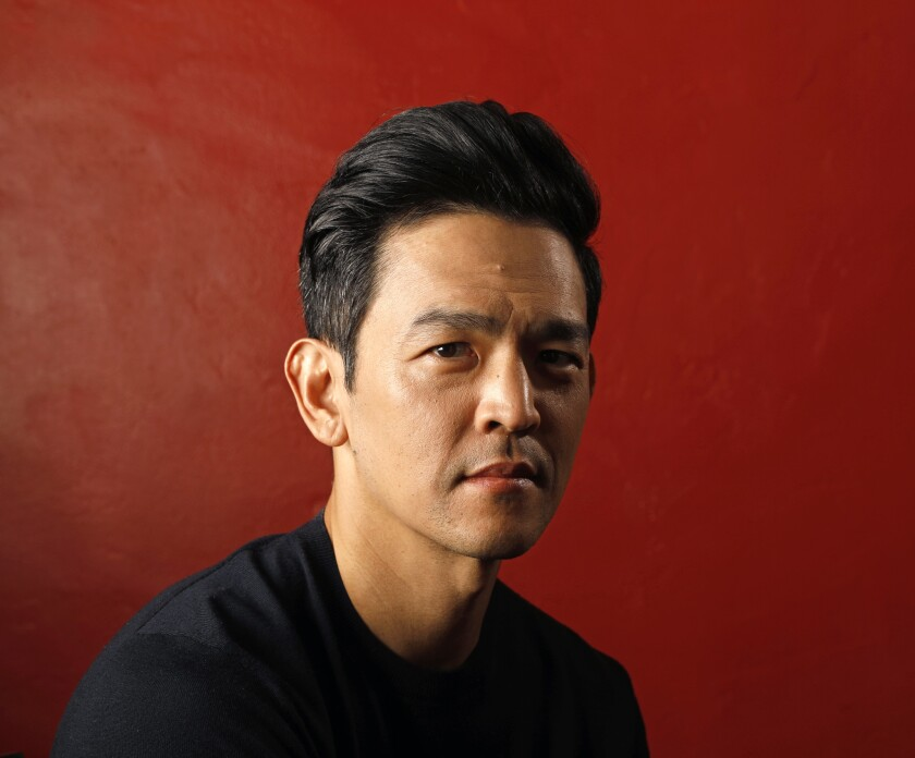 The actor John Cho