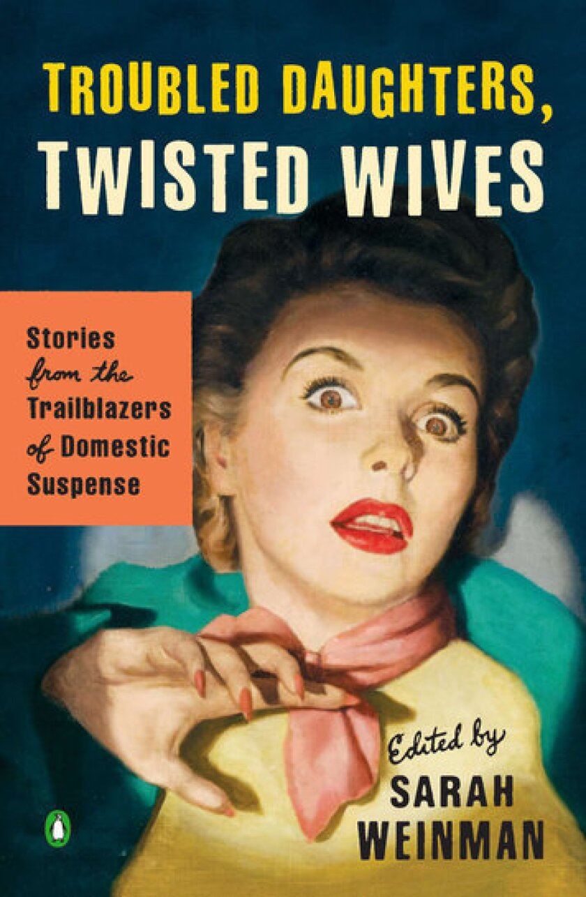 The women's touch — hardboiled and cold-blooded