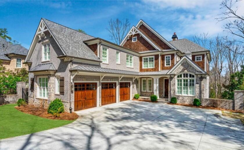 Former Braves star Jason Heyward is selling his Atlanta home