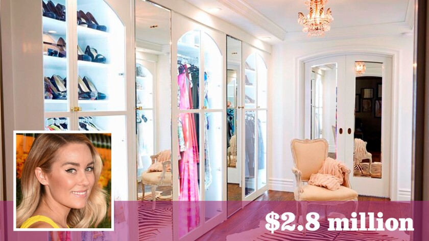 Fashionista Lauren Conrad has sold her reimagined penthouse in Beverly Hills for $2.8 million.