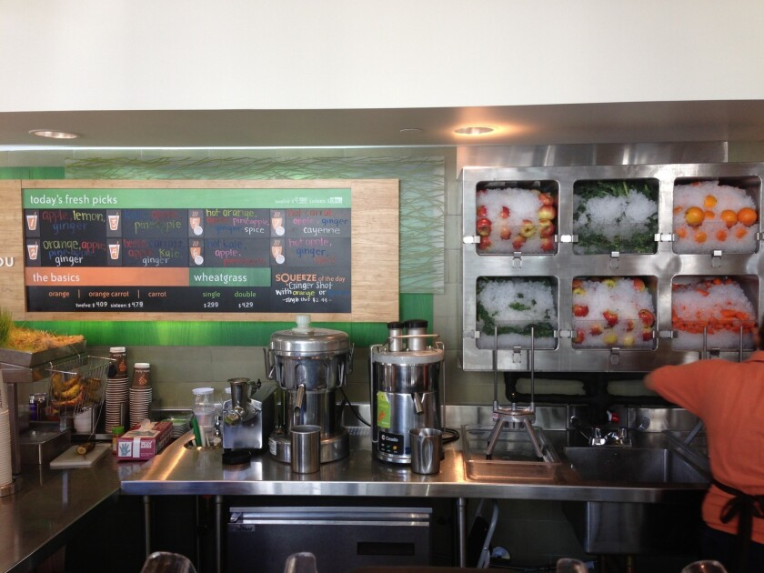 Jamba Juice Tries New Stores Drive Throughs Juices Kale