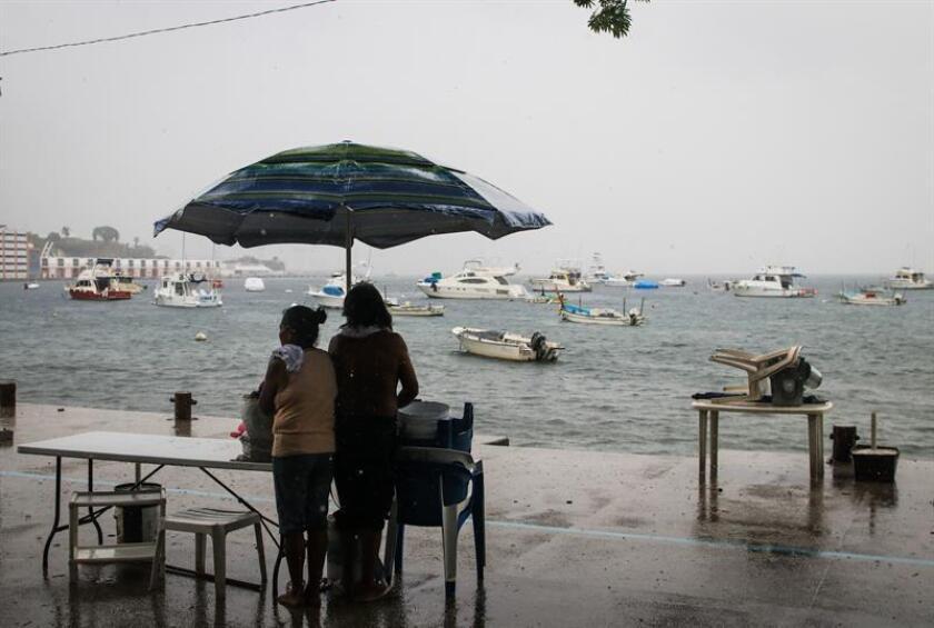 El huracán Bud se formó hoy en el océano Pacífico frente a las costas de los estados mexicanos de Michoacán, Jalisco y Colima, informó hoy el Servicio Meteorológico Nacional (SMN). EFE/ARCHIVO