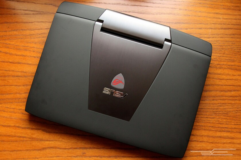 The best gaming laptop for most people, the Asus ROG G751JT-DH72.