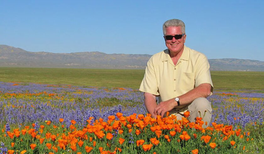Huell Howser: On 'California's Gold,' he was the main attraction