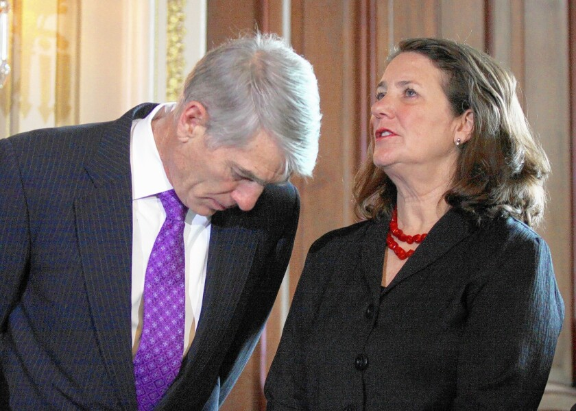 Mark Udall, Diana DeGette