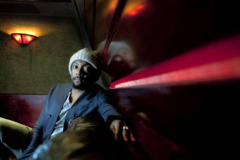 Will.i.am doesn't skip a beat in pushing past musical pursuits