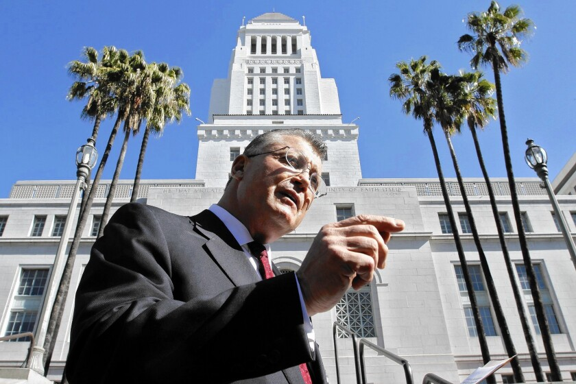 Former Los Angeles City Atty. Carmen Trutanich could face disbarment, suspension and other sanctions, depending on what the State Bar Court recommends.