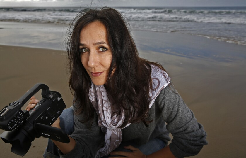 """Gabriela Cowperthwaite directed """"Blackfish,"""" which has led to change at SeaWorld."""