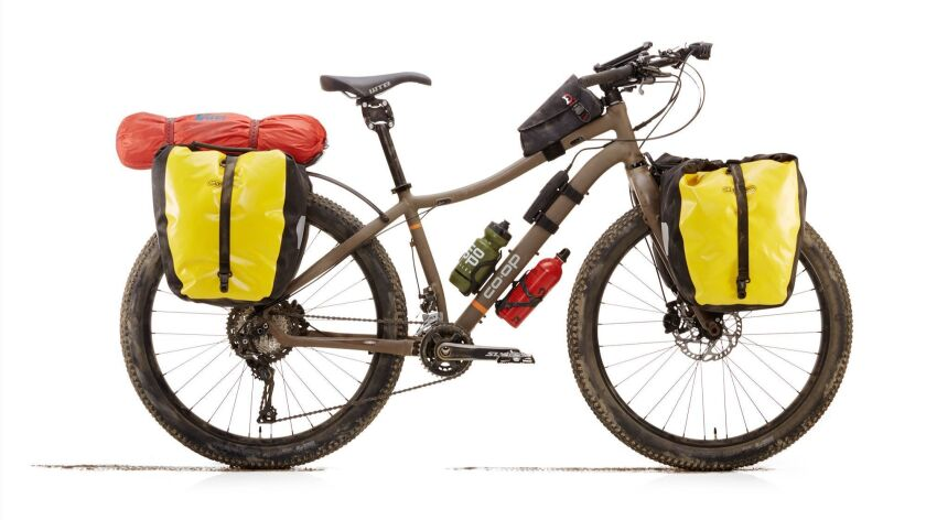 The REI Co-Op ADV 4.2 is a standout model for bikepackers.